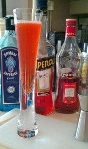 Aperol Negroni - worth a try