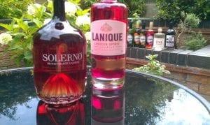 Solerno & Lanique - stars of Imbibe 16